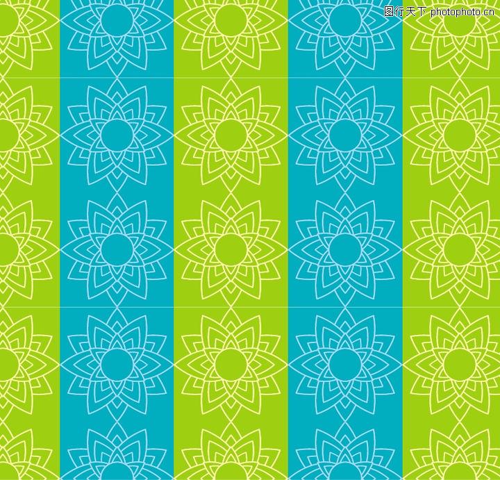 绿色欧式布艺贴图