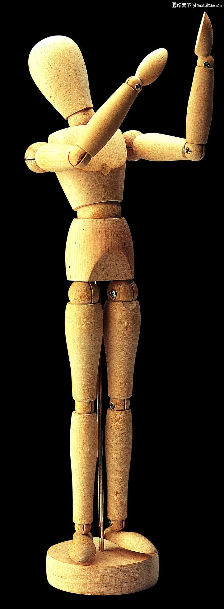 木头人,静物,木头人0040