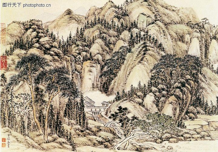 山水名画,中国传世名画,1a0645b