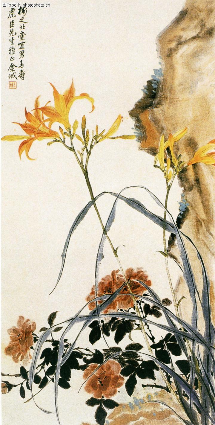花鸟名画,中国传世名画,1B0505