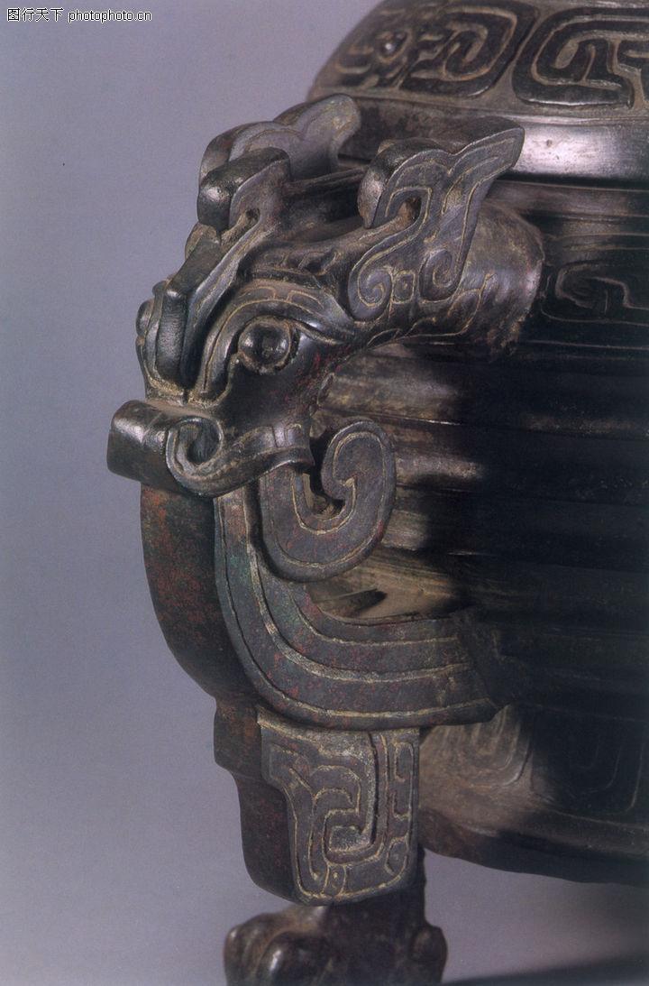 中国古典艺术-青铜器编1; 古代青铜; 青铜器编