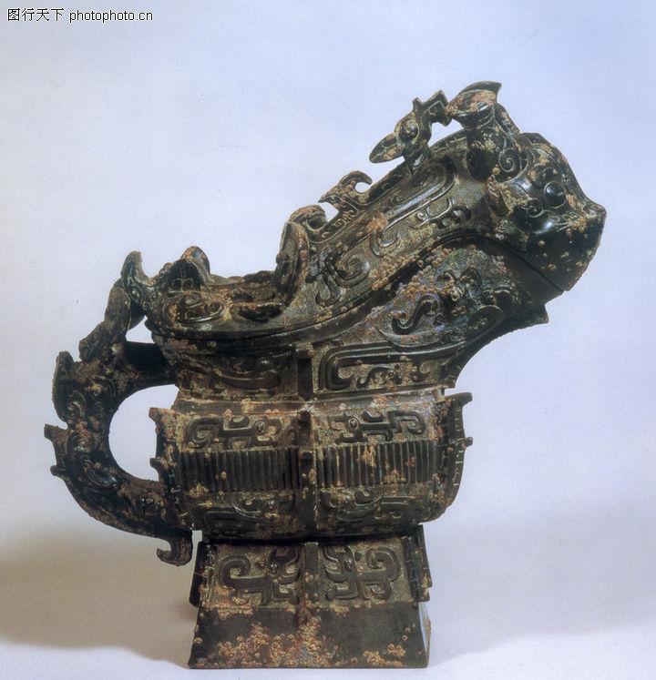 青铜器编0224 青铜器编图 中国古典艺术图库 出土文物 -青铜器编0224图片