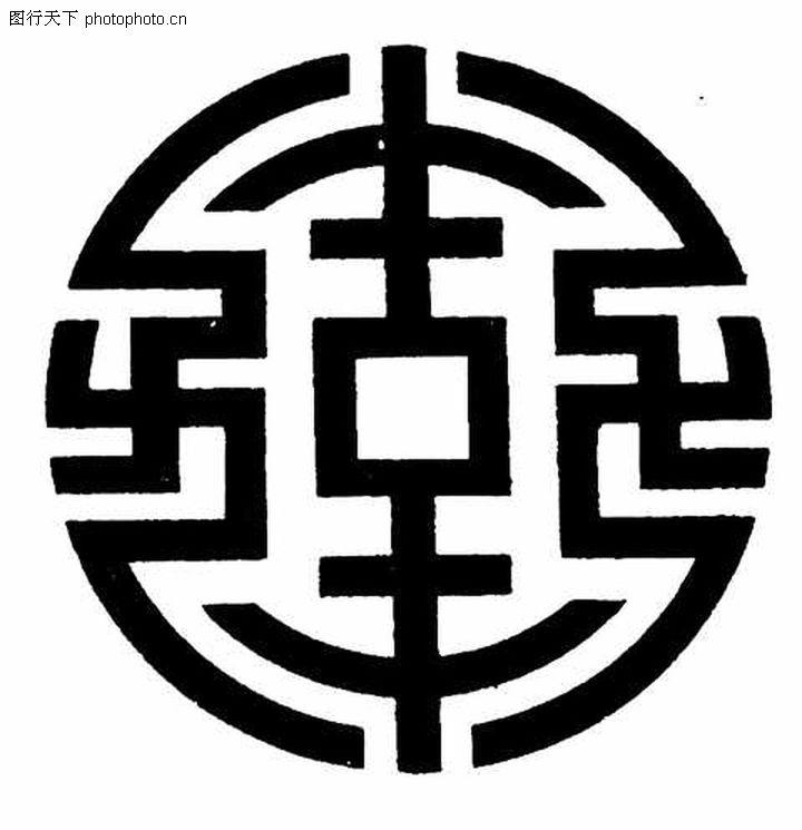 几何花纹,中国民间艺术
