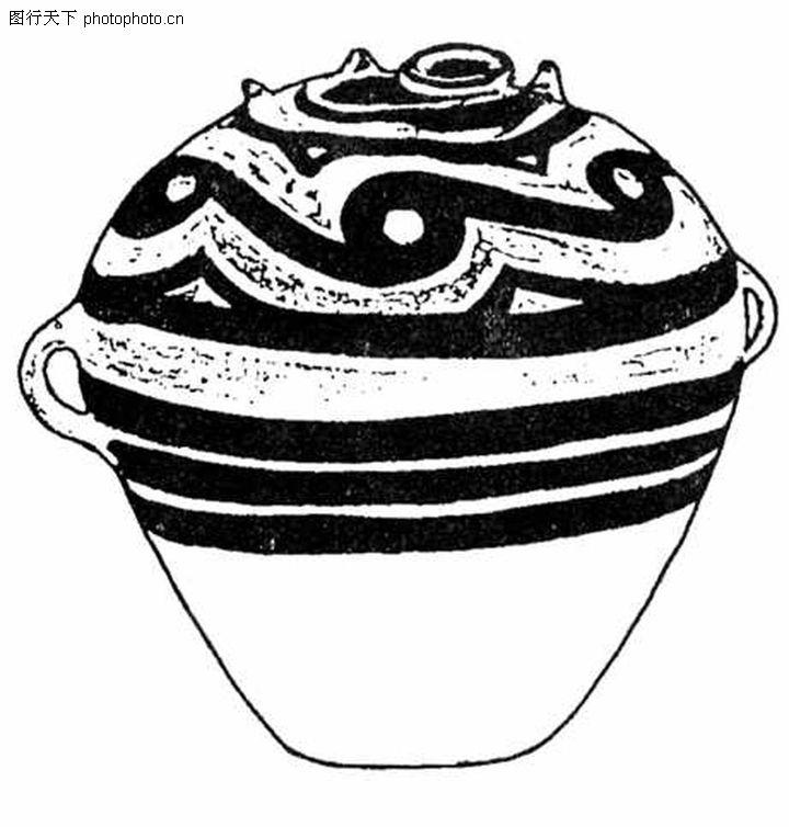 帽子花纹简笔画