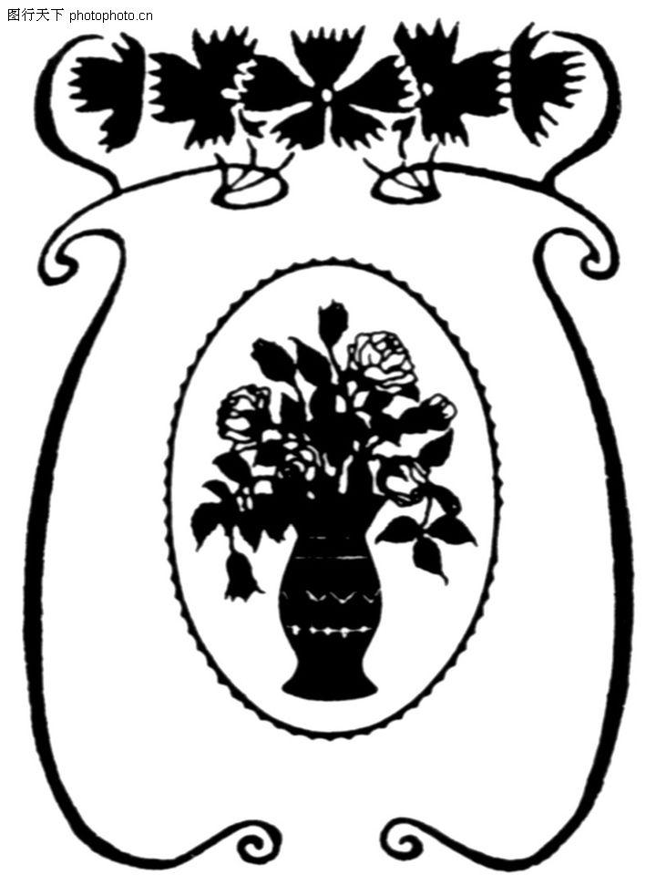 植物图案花纹0232