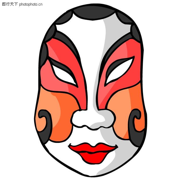 首页 设计图库 中国民间艺术 脸谱 >>脸谱0267.