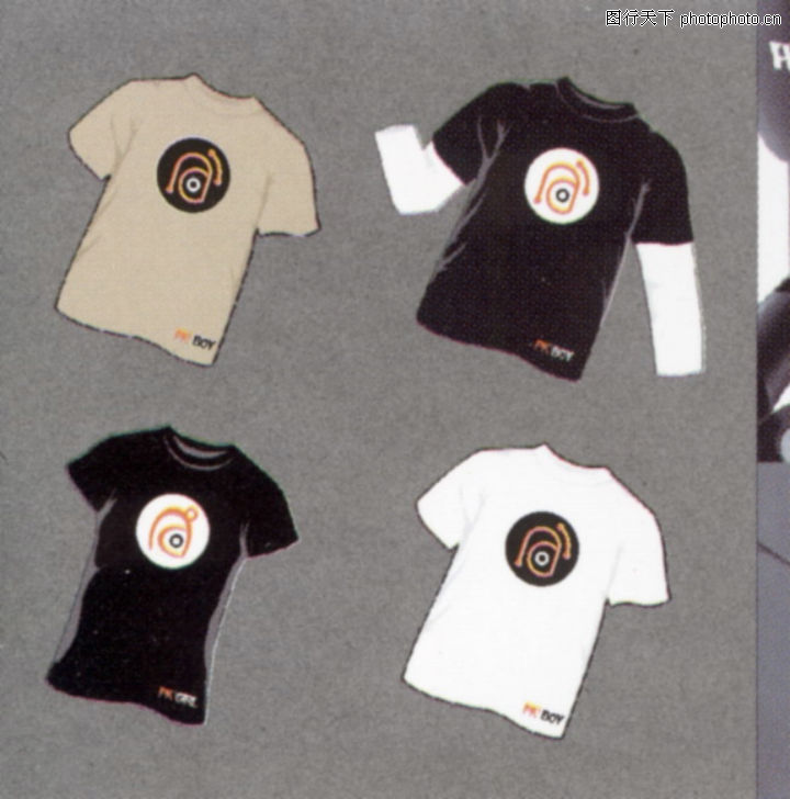 十人品牌規劃設計顧問,中國設計機構年鑒,衣服 款式 流行 樣板 對比