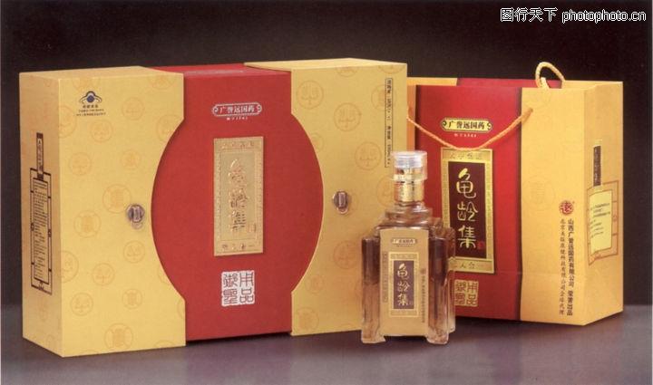 设计师作品二,中国设计机构年鉴,白酒 手提袋 广告,设计师作品二0136图片