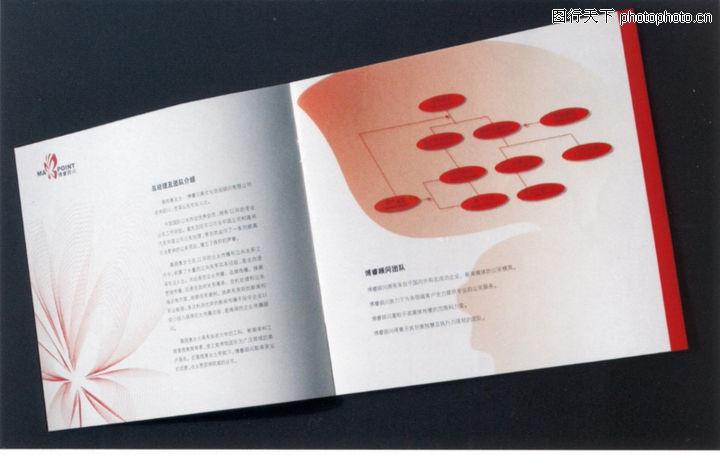 企业 华文设计年鉴-型录卷 版式