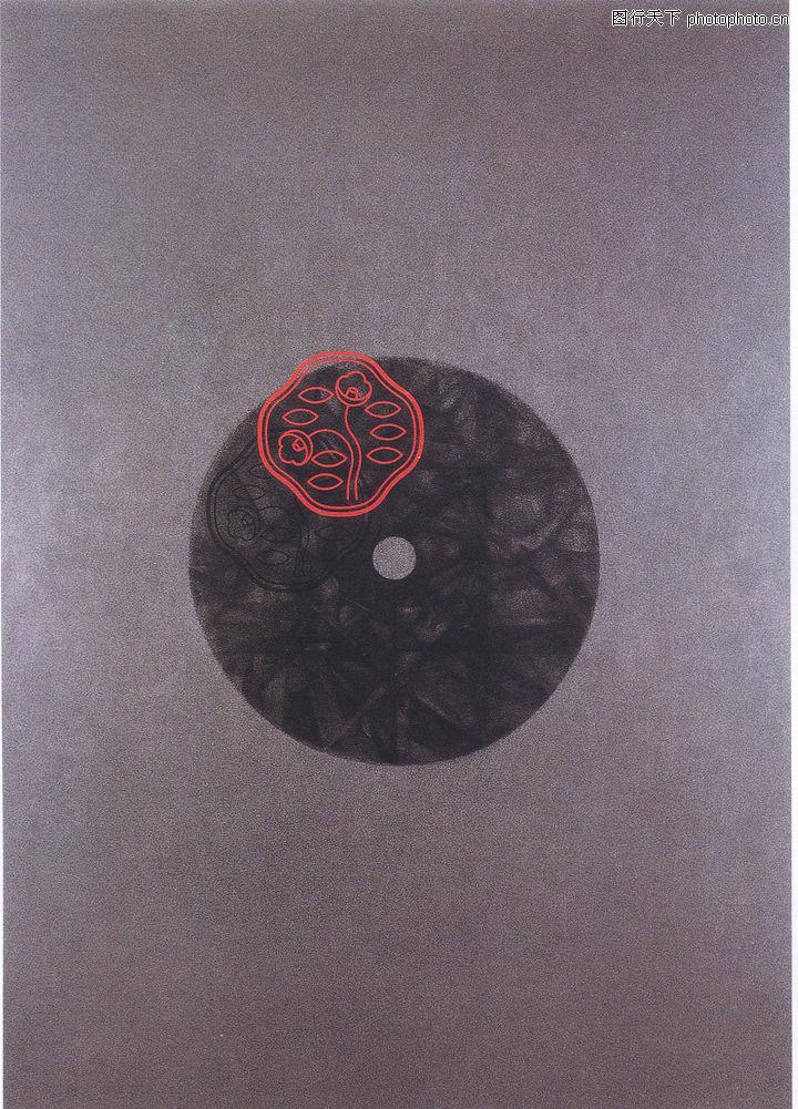 日本海报设计,日本广告专集,玉璧形状,日本海报设计0061