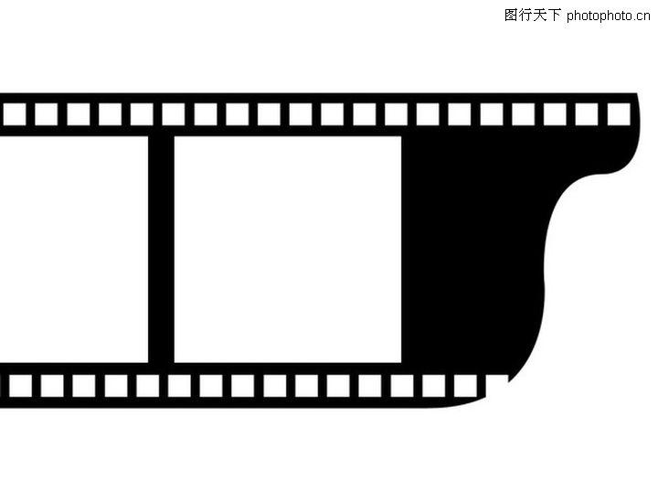 边框悍将,设计组件素材,胶片 黑白格子 边框,边框 ...