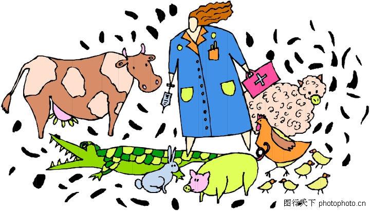 漫画漫画0059猫和女性狗图片