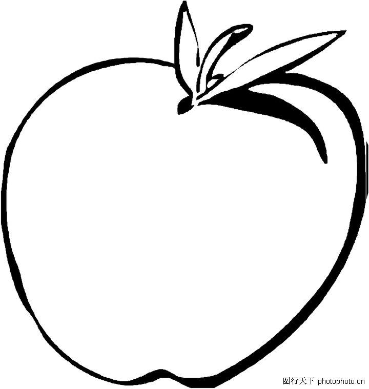 蔬菜手绘图片简笔画