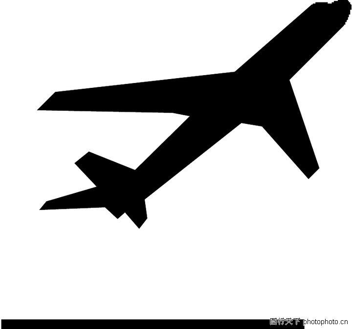 飞机小图标