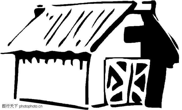 卡通建筑,名胜地理,卡通建筑0045