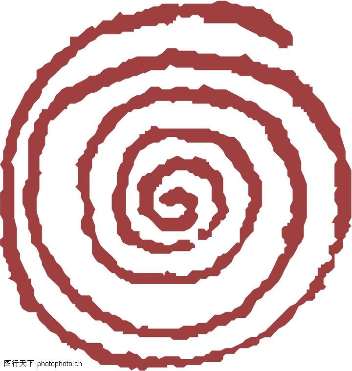 圆形形图案,微章图案,圆形形图案0296