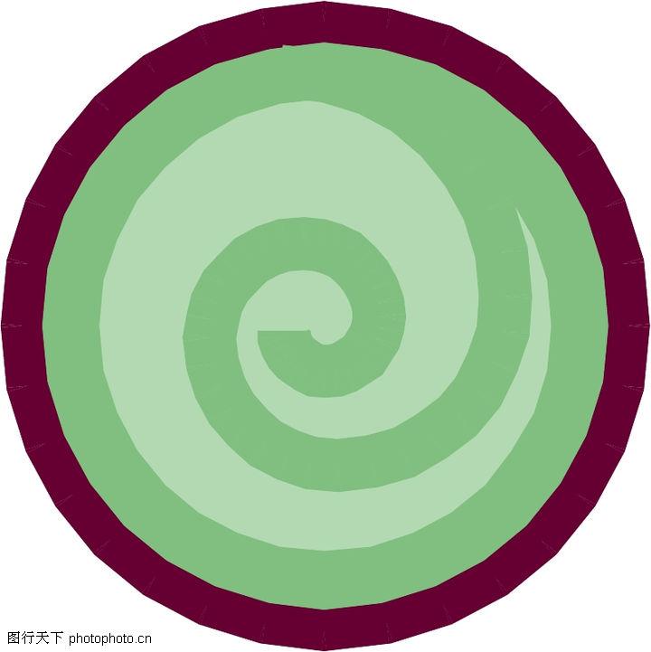 圆形形图案,微章图案,圆形形图案0330