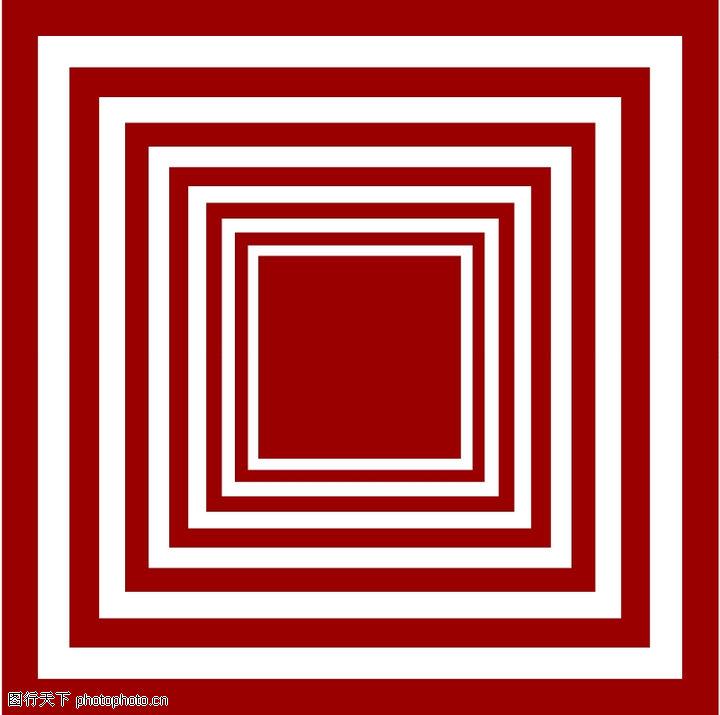 方形花纹0141