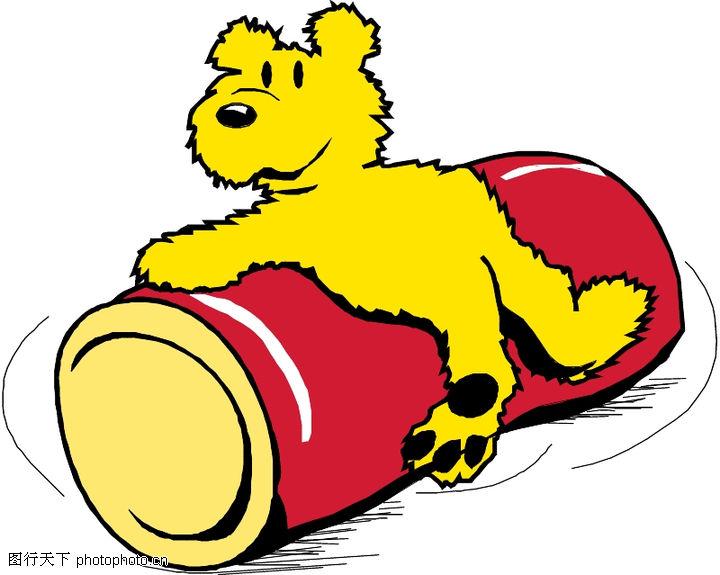 动物拟人化卡通,拟人卡通,玩具娃娃,动物拟人化卡通0030