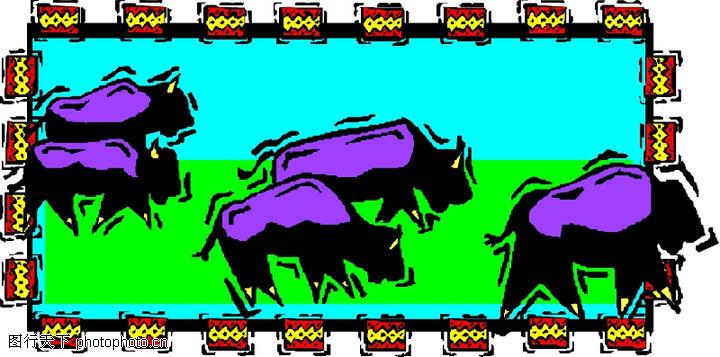 动物拟人化卡通,拟人卡通,动物拟人化卡通0162