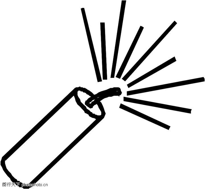 鞭炮简笔画鞭炮简笔画图片图片   烟花烟火图片下载;简笔画高清图片