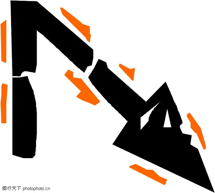 其它箭头,标识符号,其它箭头0127