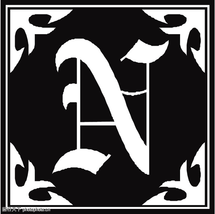 少女的n烦恼_n字母logo设计_n字体设计 - 彩虹岛新闻 ...