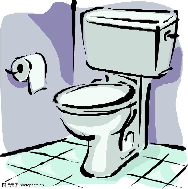 浴室0177 浴室图 用品图库