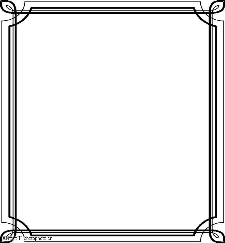 手画简易边框 简易手画 简易手画蜘蛛图图片