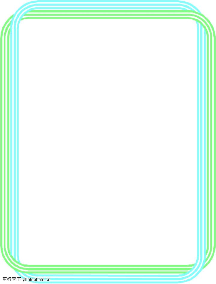 ppt 背景 背景图片 边框 模板 设计 相框 720_945 竖版 竖屏