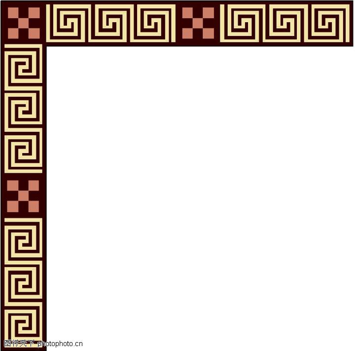 边框背景,木制装饰框
