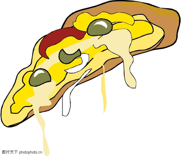 美食糕点,饮料食品,比萨饼,美食糕点0025