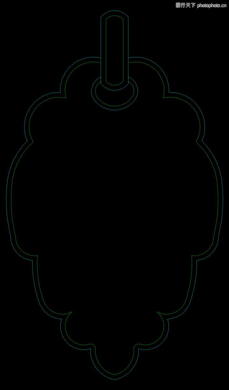门饰,门,门饰0048