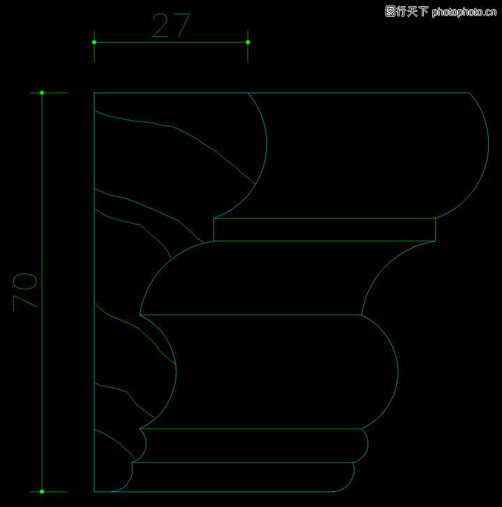 木线,饰线,木线0095