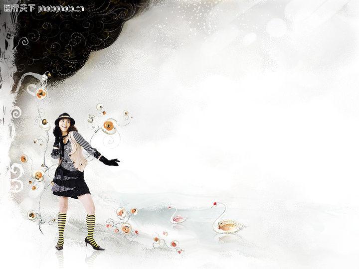 旷野 小仙女