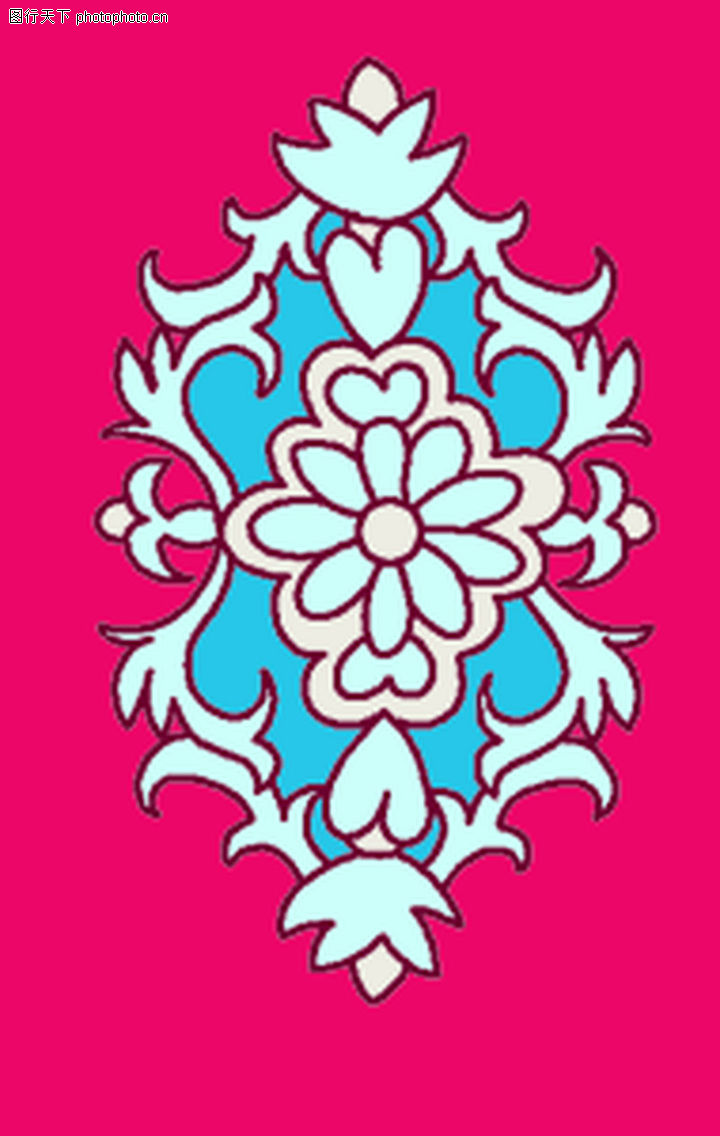 饰角素材,花纹边框,饰角素材0152