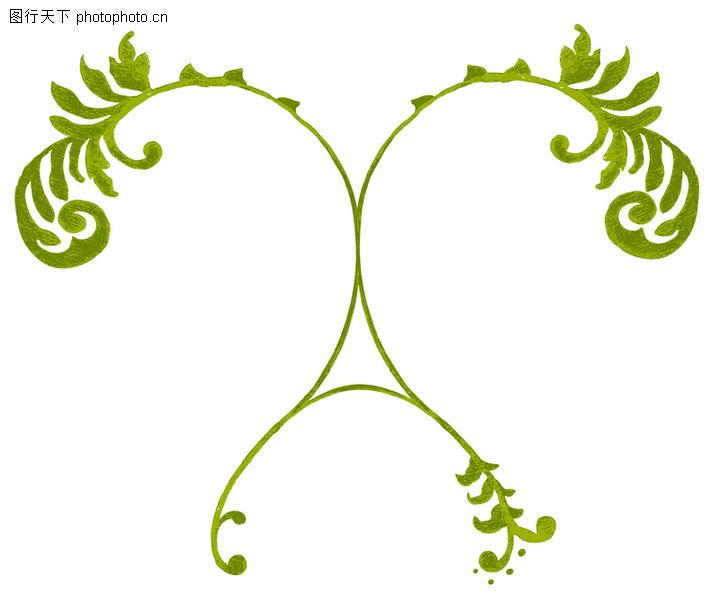 饰角素材,花纹边框,饰角素材0169