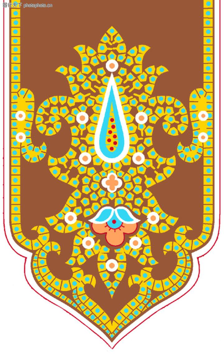 饰角素材,花纹边框,饰角素材0176