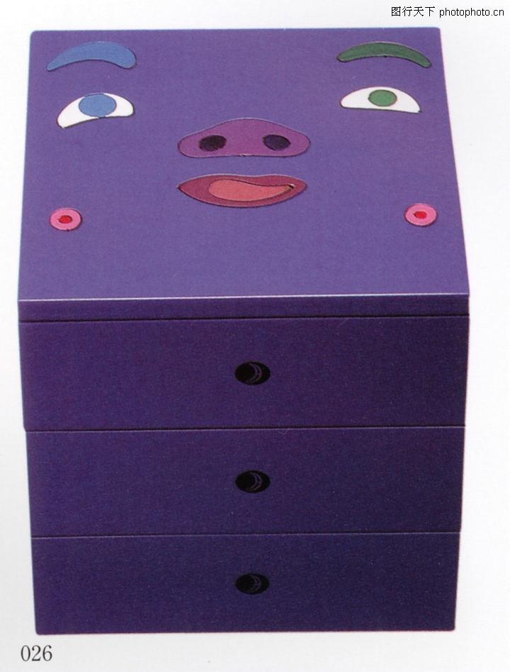 包装设计,家具 木制品