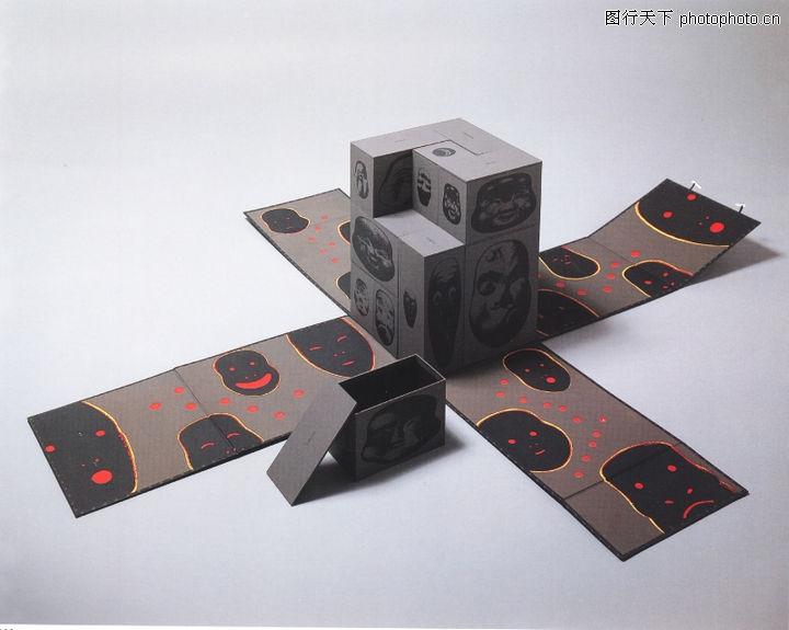 秋月繁的包装设计世界 包装设计 包装纸盒