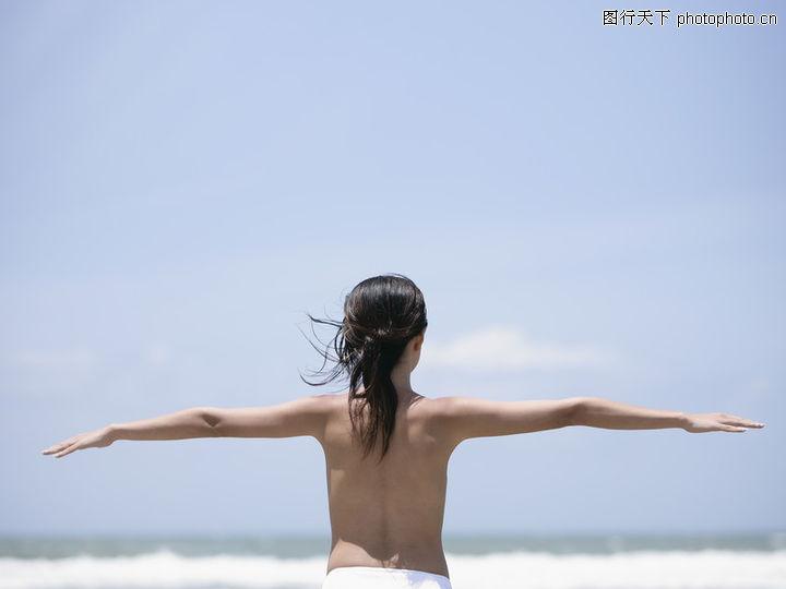 丽海滩0075 美丽海滩图 休闲娱乐图库