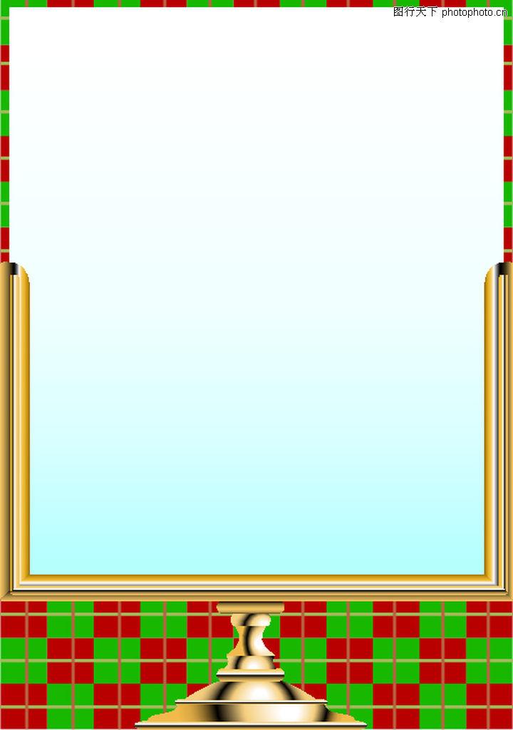 ppt 背景 背景图片 边框 模板 设计 相框 720_1024 竖版 竖屏