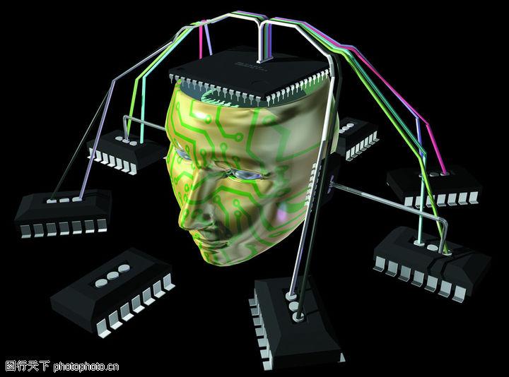 资讯天堂,概念图片,电路 电板 集成线路 集成板线路 科幻 虚拟 合成