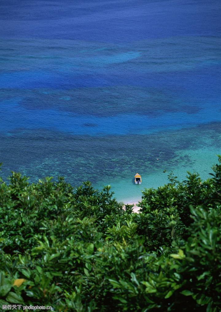 精选马尔代夫美丽大海沙滩风景图片桌面壁纸高清