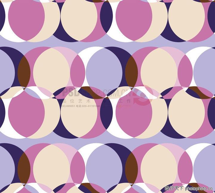图形花纹背景,分层花纹,排例 重叠 透明,图形花纹背景0043