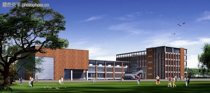 中小学校建筑设计的几点思考