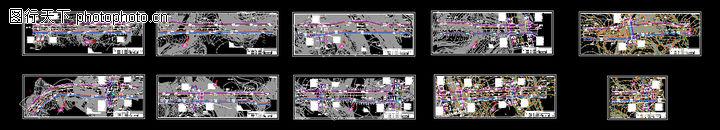 工程设计资料施工图及模型图,国内建筑设计案例,工程设计资料施工图及模型图0180