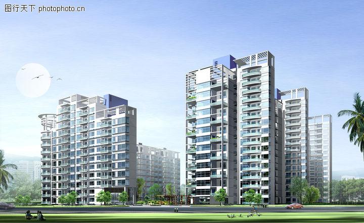 深圳滨福庭园,国内建筑设计案例,深圳滨福庭园0008