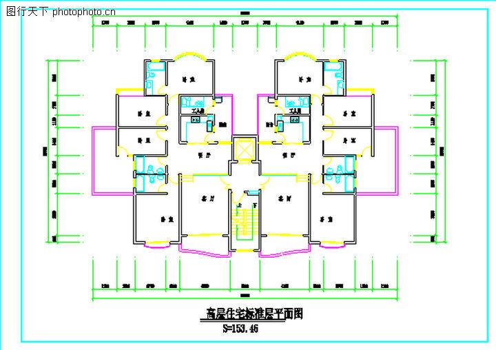 长沙市财政局机关大院及办公楼设计方案0013