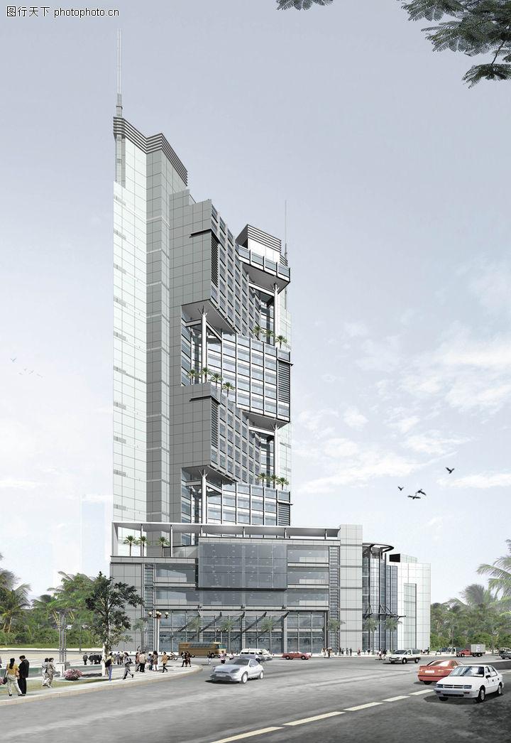 高技术楼,国内建筑设计案例,高技术楼0007